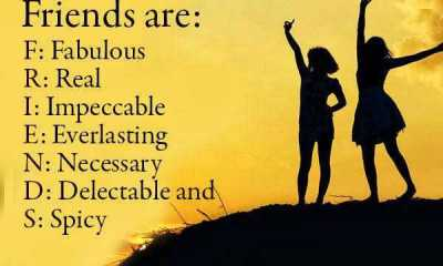 Friends are - Short Best Friend Quotes