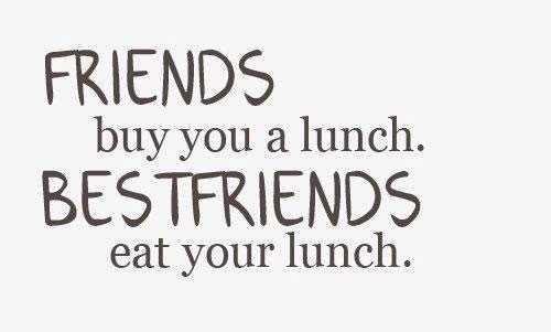 Short phrases for best friends