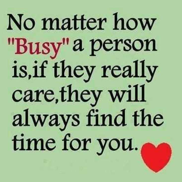 Friends Life Quotes No matter How You Are Busy Best Quotes ...