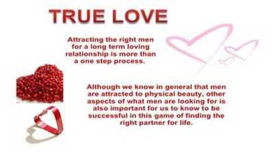 How To Find, Attract and Keep Right Person - True Love Quotes