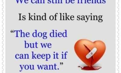 Sad love Quotes - Still be friends, Whatever