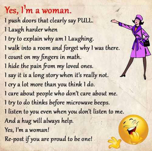 Yes I'm Women Listen To Me Best Inspirational Quotes BoomSumo Cool Inspirational Quotes Women