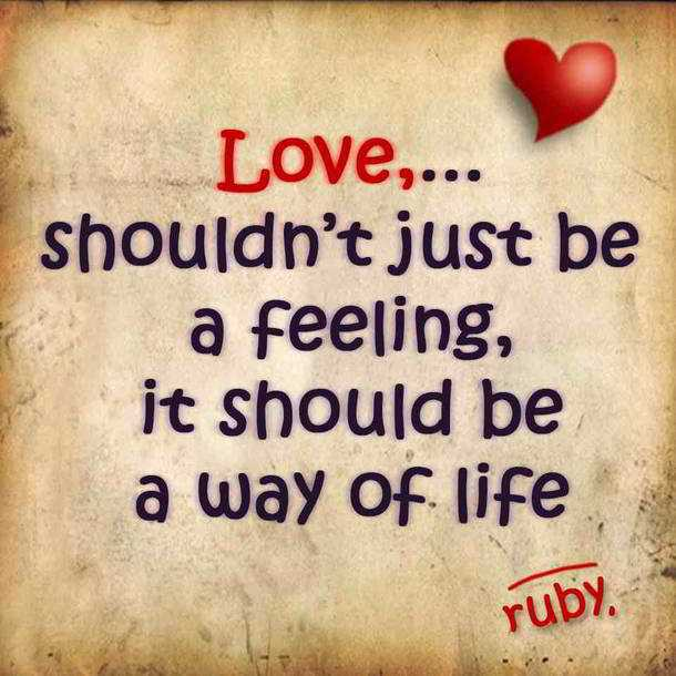 Quotes About Life U0027Love Just Way Of Life Romantic Love Quotes For Her