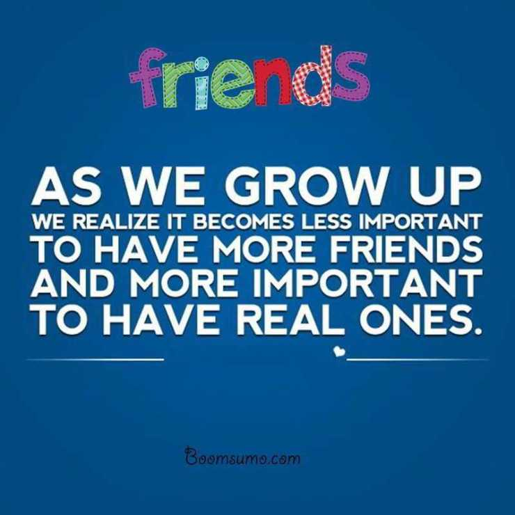 Quotes About Friendship As We Grow Up Best Friendship Quotes