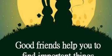 Essential Traits of Good Friends helps you to find your smile best friends