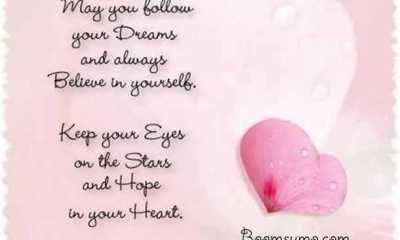 Extremely inspirational sayings Dreams Quotes on Your heart beleive in yourself