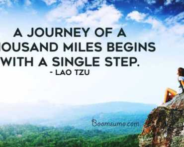 Inspirational life Quotes encouraging sayings Begins Single Steps, Success life quotes