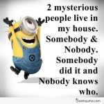 funny friends quotes 2 Mysterious People Live In, funny quotes about friends quotes
