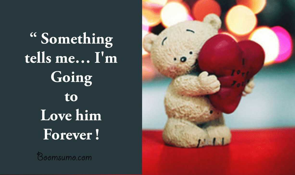 love life quotes I m Going to Love Forever short love quotes BoomSumo Quotes