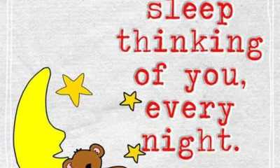 Love Quotes I Thinking You, love sayings Every Night