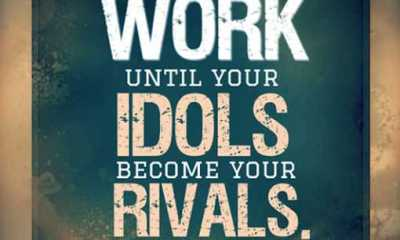Motivational Quotes for Success Idols Become Your Rivals Success Quotes