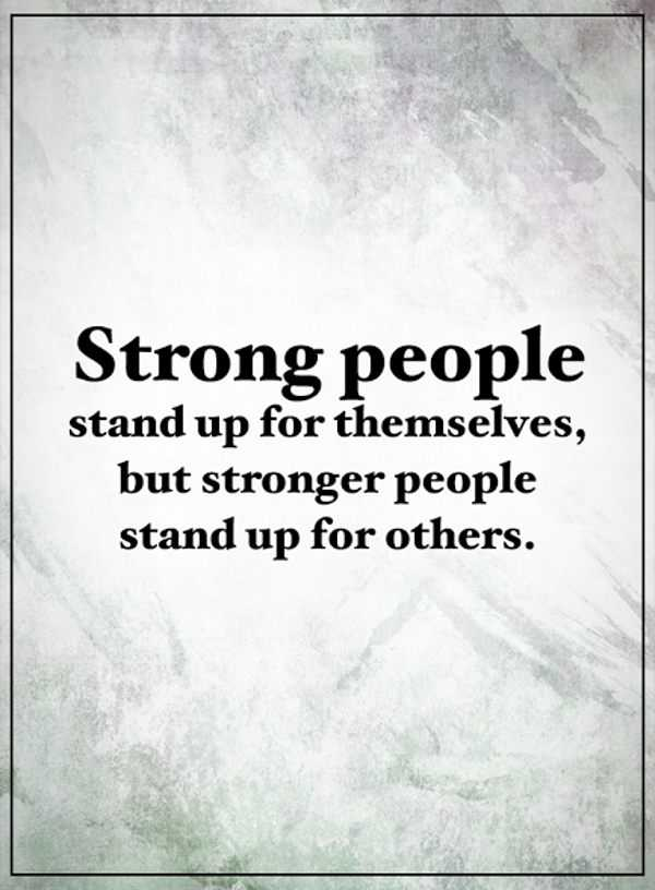 inspirational quotes about life strong people