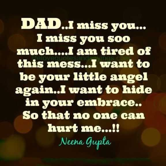Best Fathers Day Quotes Dad I miss You So Much – Good ... I Miss You Daddy Quotes