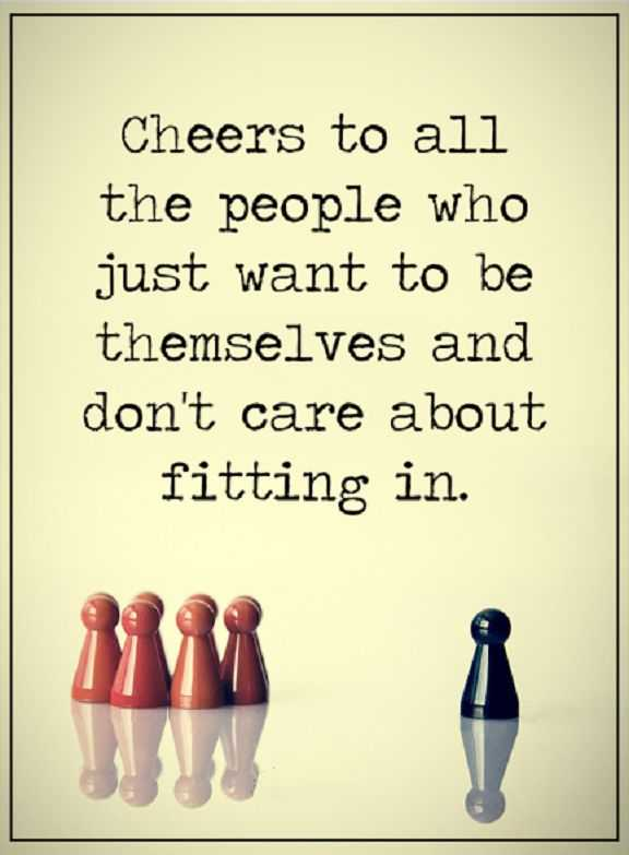 Best Motivational Quotes About Life Positive Thoughts Donu0027t Care About  Fitting In