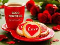 Good Morning Quotes Love Sayings Good Morning Have A Good Day With Love