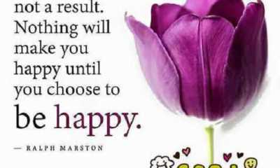 Good morning Quotes about Happiness Be Happy Morning quotes about encouragement