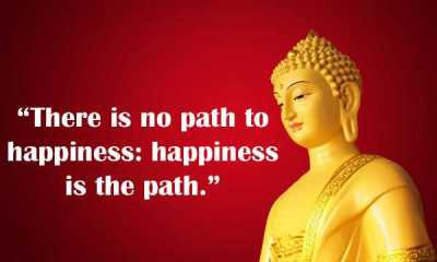 Happiness Quotes Happiness Is The path No Shortcut To Reach it