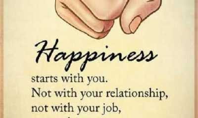 Happiness quotes Why Happiness Start With You Inspirational Quotes About Happiness