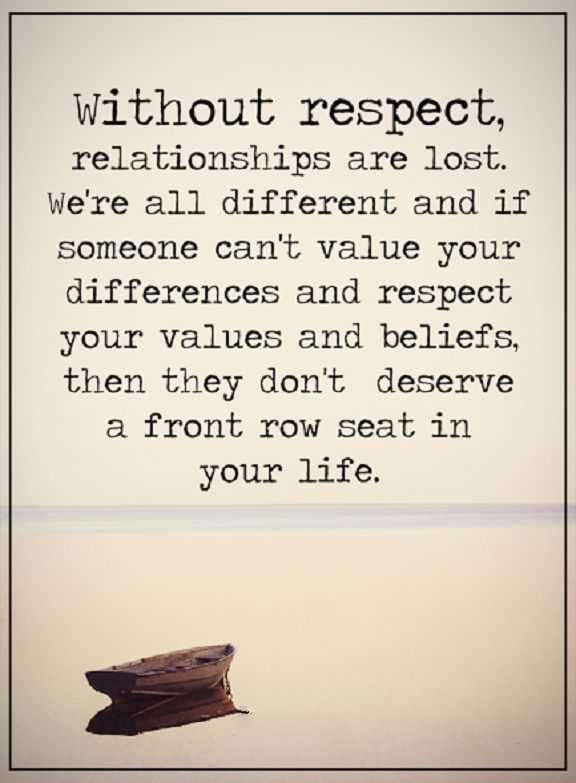 Curiano Relationship Quotes Life Sayings Without Respect Relationships Are Lost Boomsumo Quotes Relationship Quotes Life Thoughts Without Respect Relationships Are