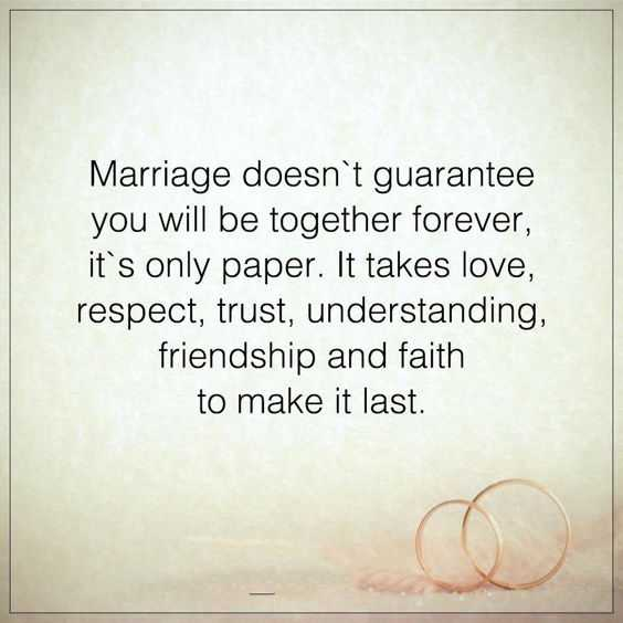 Marriage Quotes About Life Sayings Together Forever It's Not Paper Amazing Love And Faith Quotes