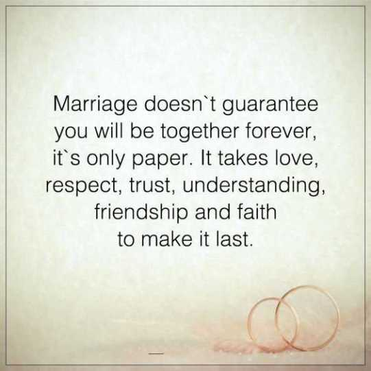 marriage quotes about life sayings together forever it s not paper