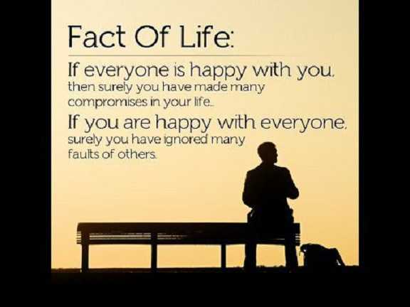 Best Happy Quotes About Happiness Fact Of Life, If Everyone Happy Life    BoomSumo Quotes