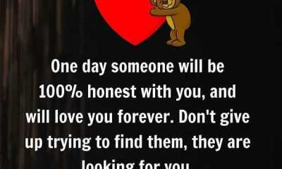 Best Love Quotes About Love Don't Give Up Trying to Find Honest love You Forever