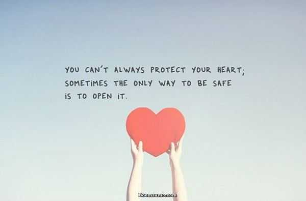 Best Love Life Quotes About Love Why You Cant Always Protect Your