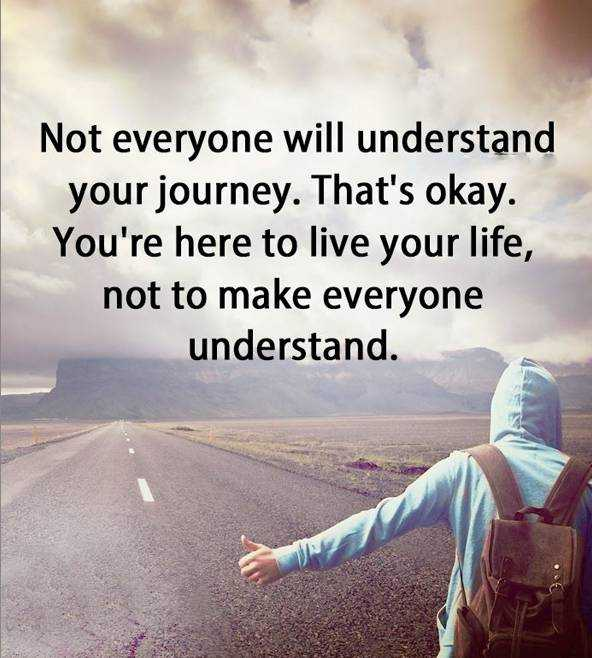 motivational life quotes don t live your life to impress upon others