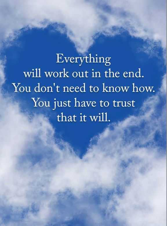 Motivational Quotes of the Day Everything Will Work, Just ...