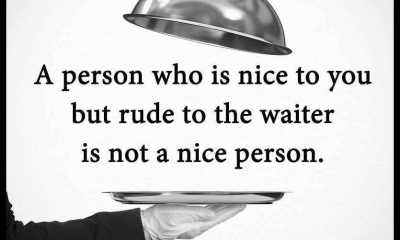 Positive life quotes How to Find nice Person, Who don't Rude to others