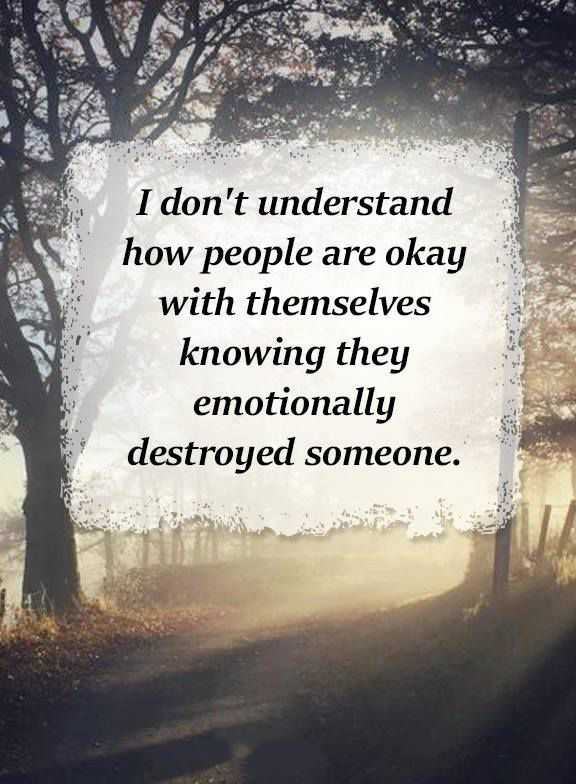 Relationship Quotes About Sad Dont Understand How People