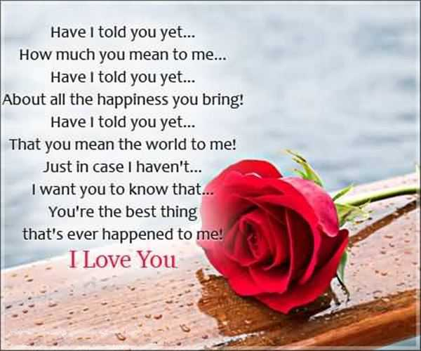 Awesome Best Love Quotes You Are Tremendous I Love You