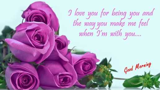 Good Morning Quotes: Love Sayings Good Morning I Love You Iu0027m With You