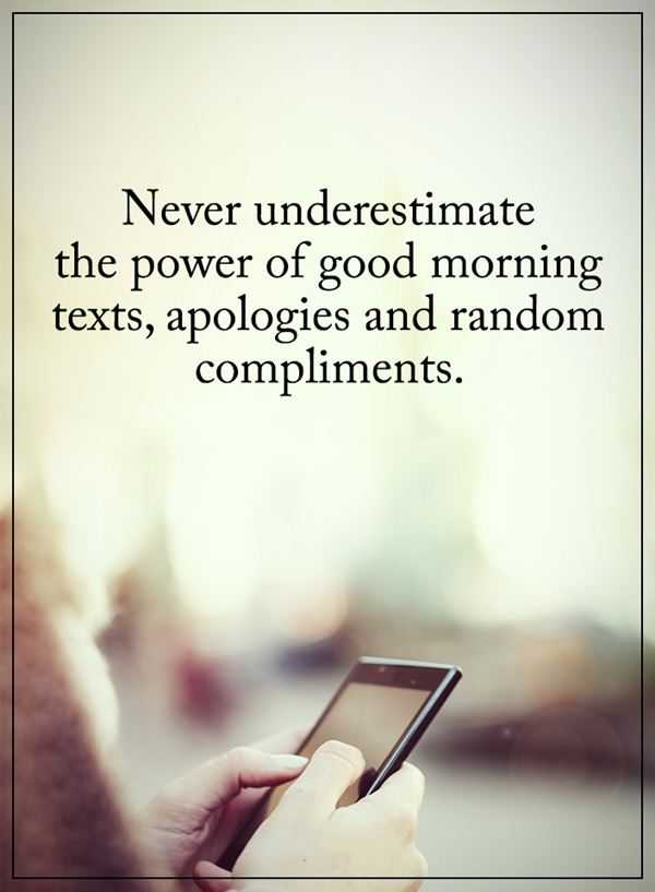 Inspirational Life Quotes Never Underestimate The Good Morning