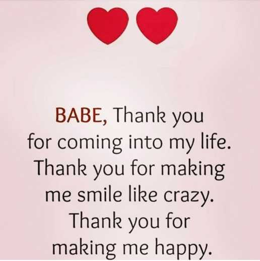 Inspirational Love Quotes: Love Sayings Thank you Making me ...