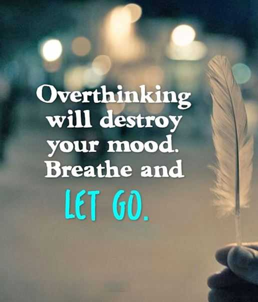 Inspirational Life Quotes: Positive Sayings Just Let Go