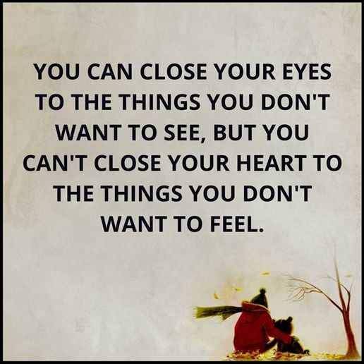 Quotes About Hurt Feelings You Can't Close Your Heart
