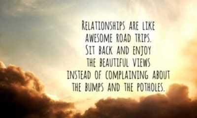 Relationships Quotes Sit back and enjoy Relationships like awesome