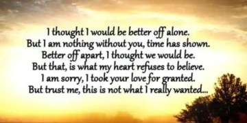 Sad love Quotes What my heart refuse to believe, Not Really Wanted