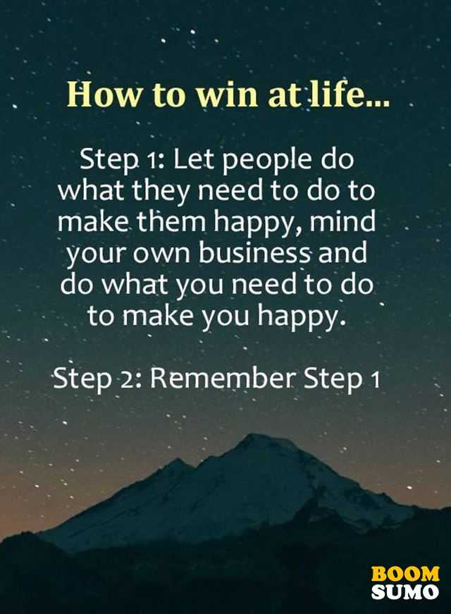 Genial Best Life Quotes How To Win At Life