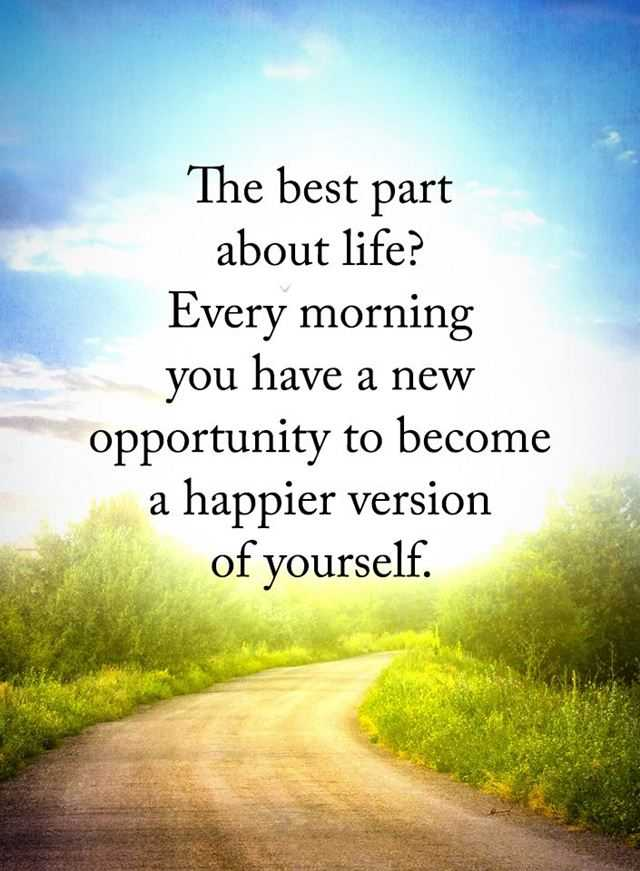 Best Life Quotes The Best Part About Life