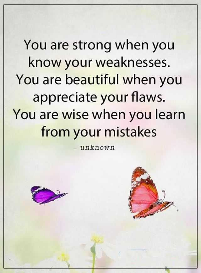 Awesome Quotes Best Life Quotes You Are Awesome When You Learn From You Mistakes  Awesome Quotes