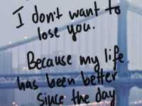 BestLoveQuotesILoveYouAndIDon'tWantToLose You