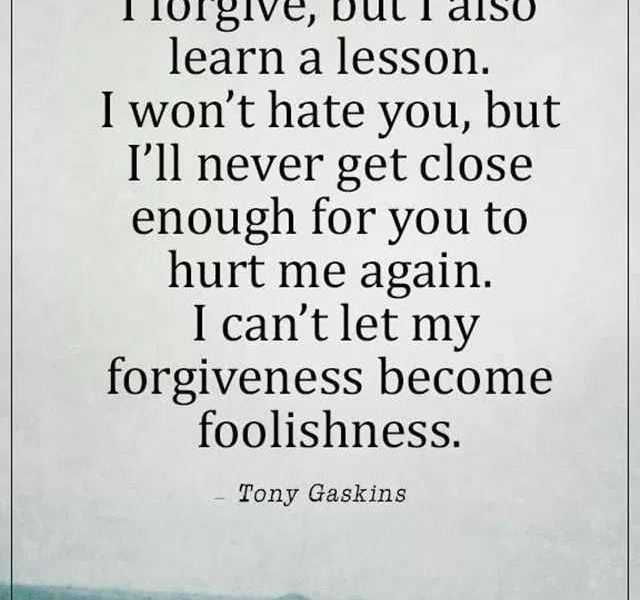 Quotes About Hurt: Sad Love Quotes I Forgive I Can'T Let You Hurt Me Again