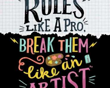 5 Gorgeously Illustrated Typography Quotes To Kickstart Your Creativity 1