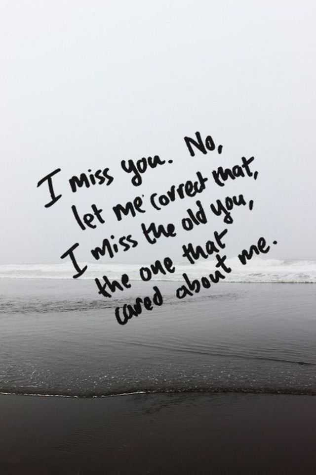 Heart Touching Sad Love Quotes I Miss You Let Me Correct Boomsumo