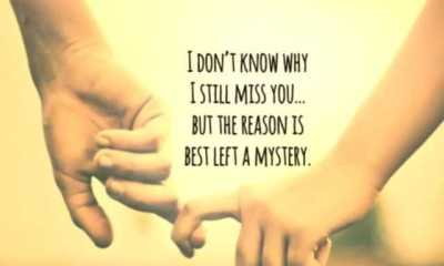 I miss you quotes why i still miss you