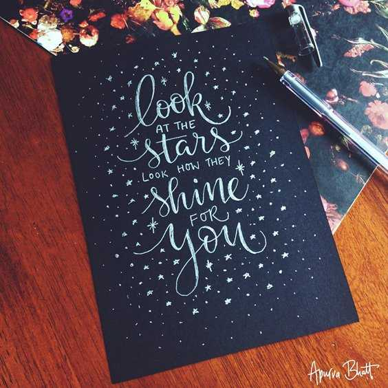 38 Calligraphy Quotes About Inspirational Of The Best 1