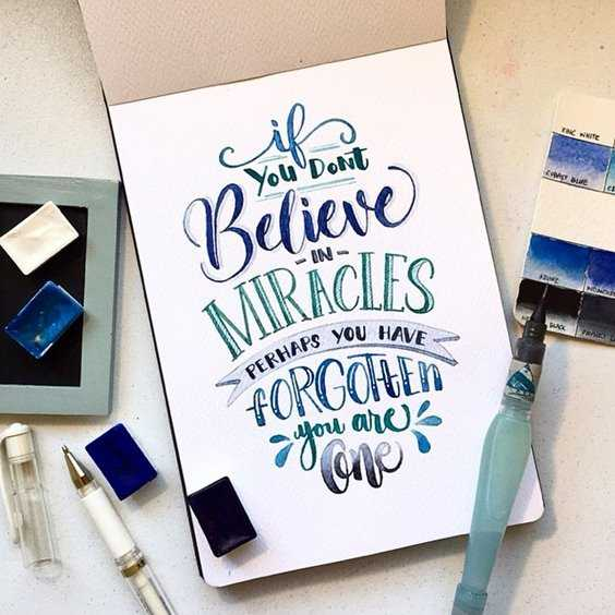 38 Calligraphy Quotes About Inspirational Of The Best 6